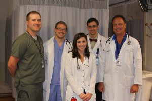 Uniontown Hospital Students 2