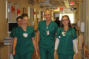 Uniontown Hospital Students