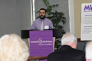March of Dimes Kickoff Event 2018