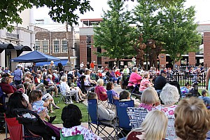 Storey Square Summer Concert Series 2018
